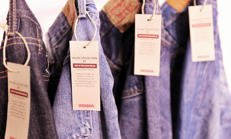 second hand jeans hos indiska metro mode. Black Bedroom Furniture Sets. Home Design Ideas
