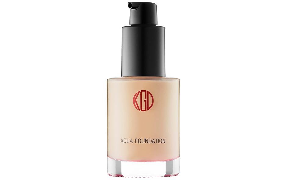 foundation med solskydd
