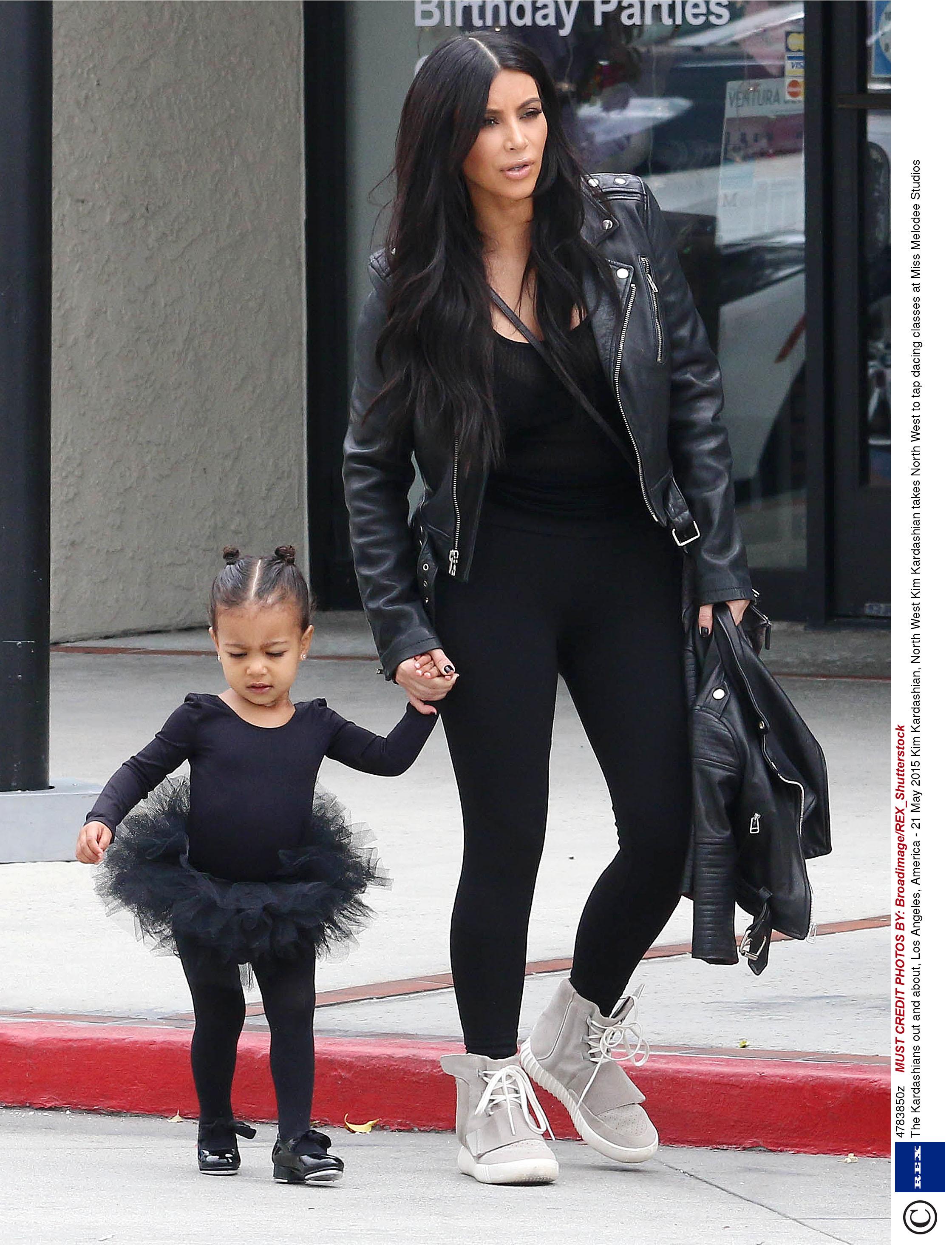 Kim Kardashian Gravid