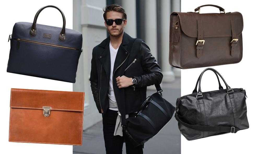 väskor till män