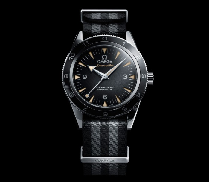 Omega Seamaster Nya James Bond 007 Spectre