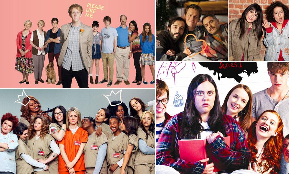 tv serier for ungdom