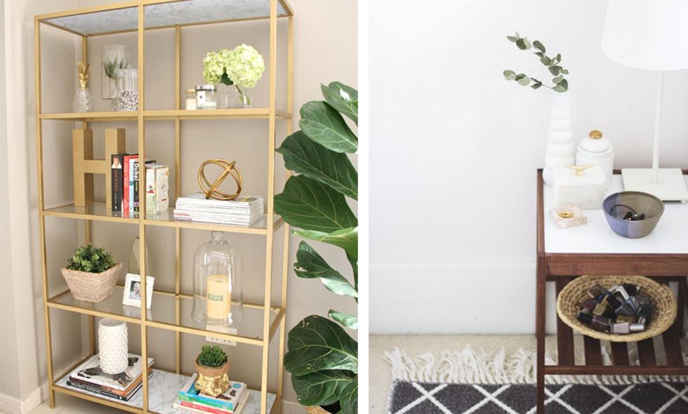 sidobord ikea diy. Black Bedroom Furniture Sets. Home Design Ideas