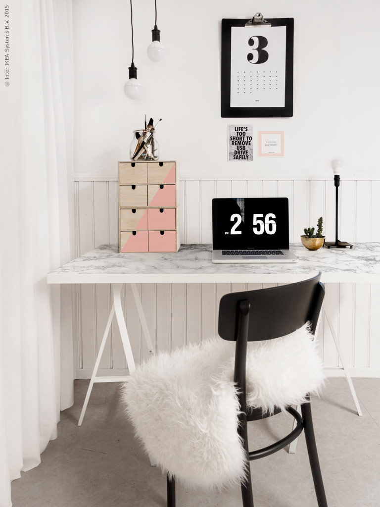 15 snygga ikea hacks som f r ndrar ditt hem p nolltid metro mode. Black Bedroom Furniture Sets. Home Design Ideas