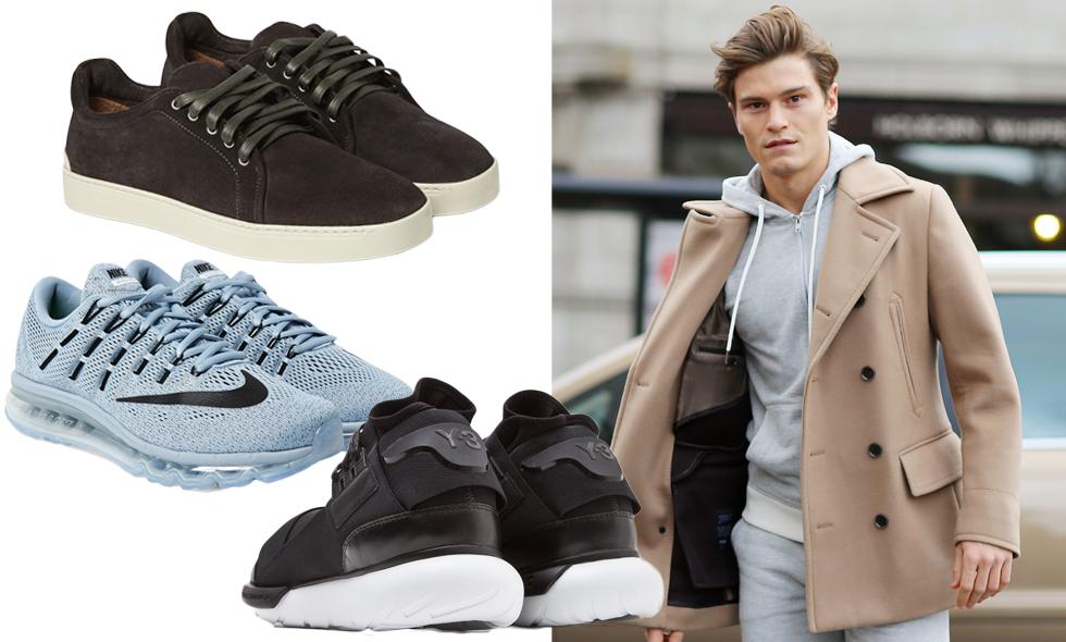 Martin Hansson tipsar om 10 stilrena och coola sneakers