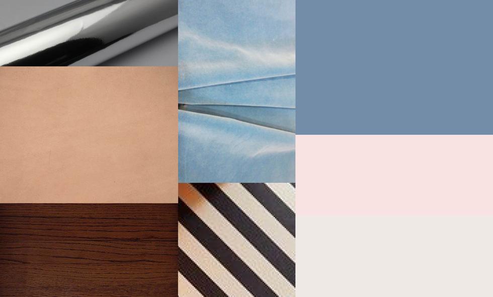 Kok Farg Inspiration : Renodla och volj ut material fron inspirationsbilderna