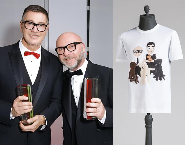Dolce & Gabbana lanserar kollektion som hyllar samkönade familjer