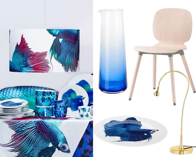 Blått och natur - Vårens bästa köp från Ikea