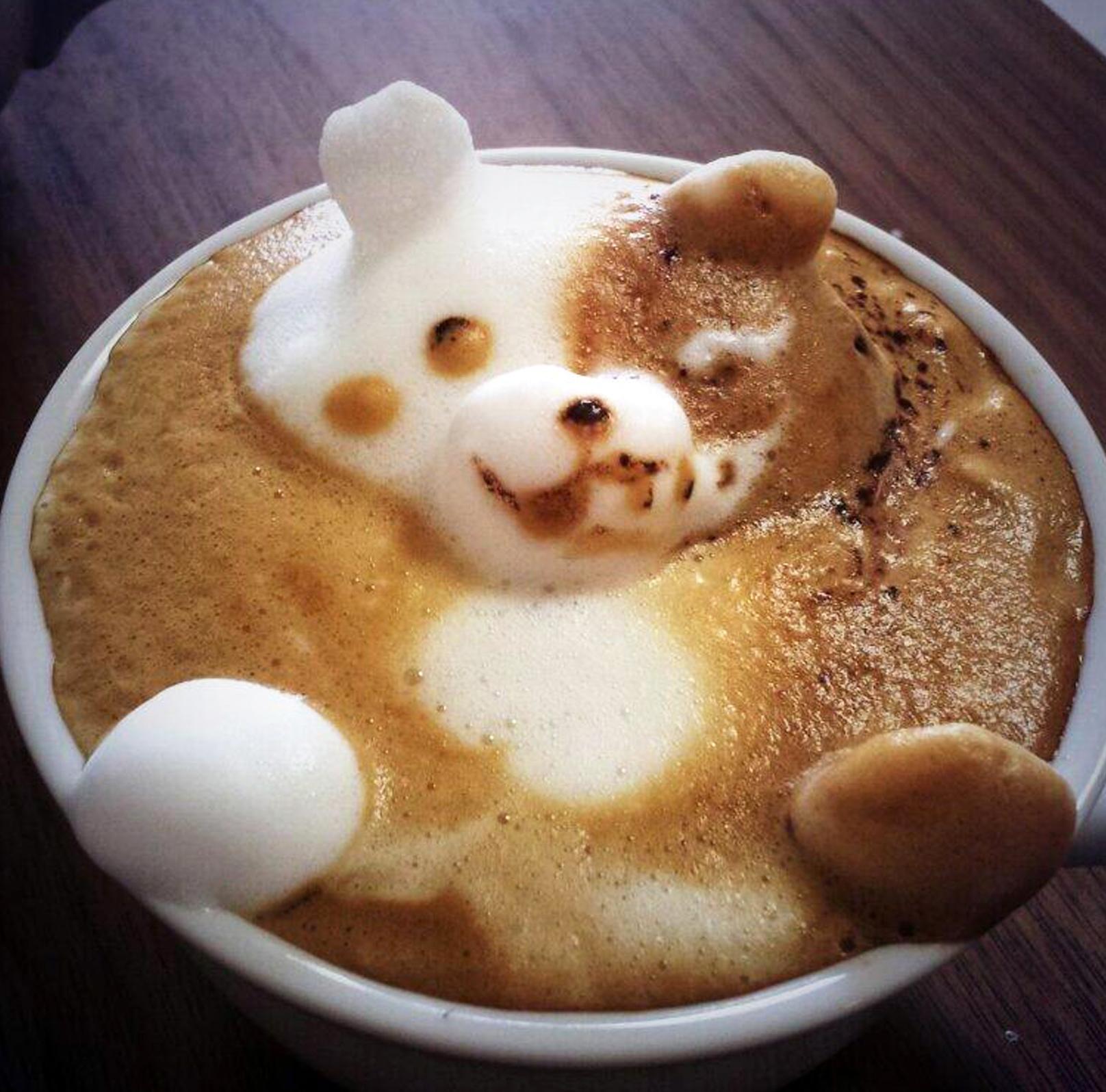 Картинки доброе утро мишка