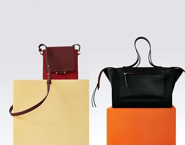 Malene Birger lanserar ny kollektion med exklusiva väskor