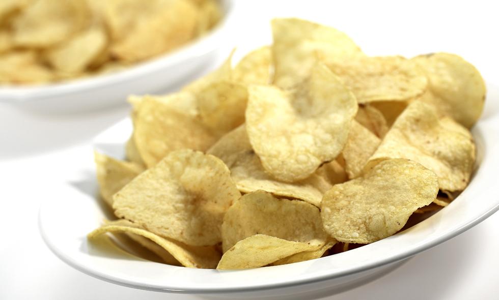 hur gör man chips
