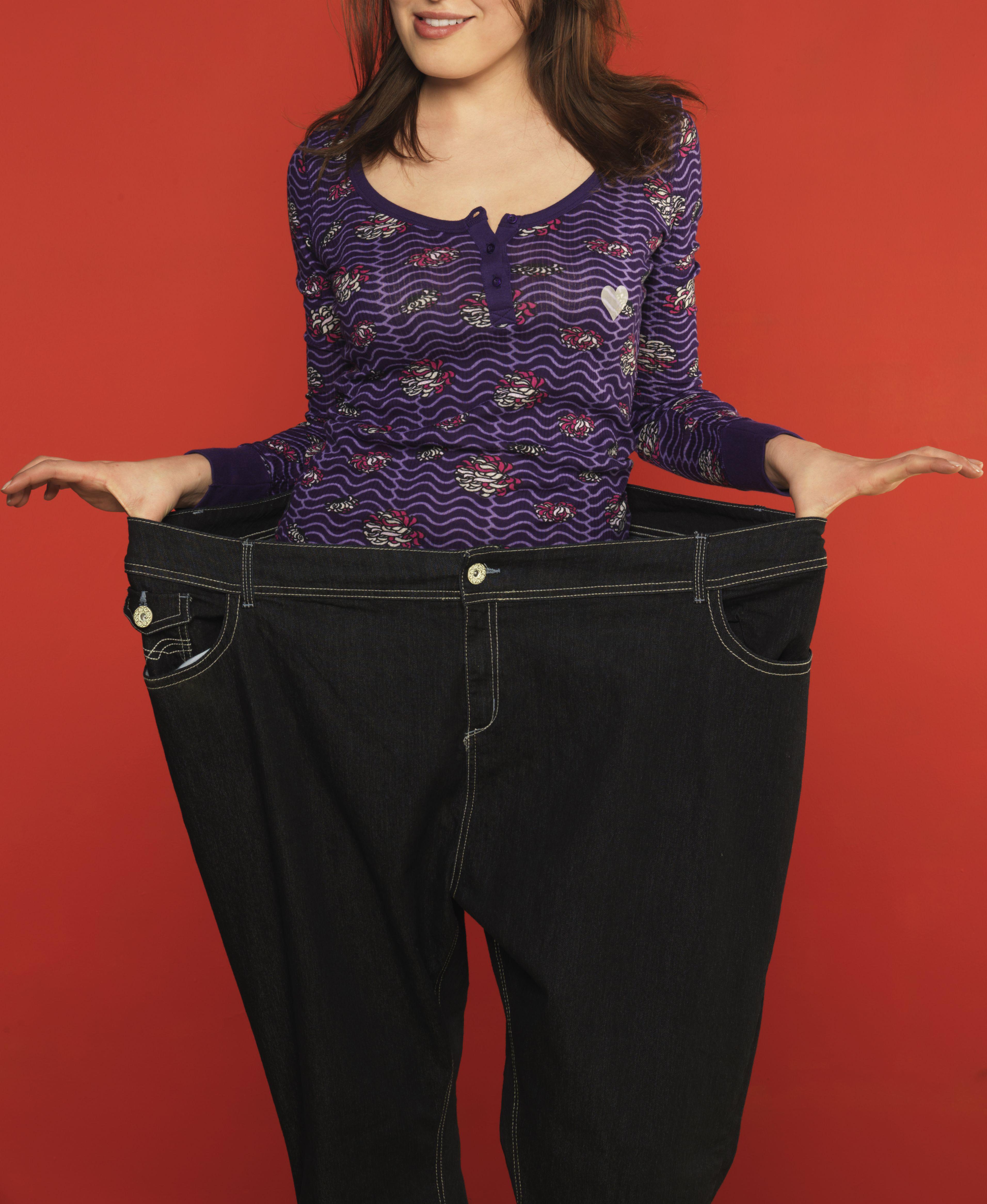 jeans långa tjejer