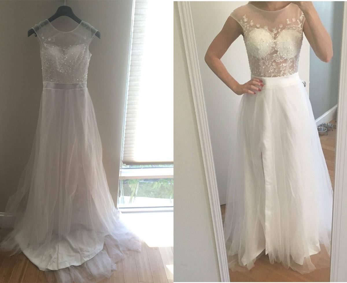 8 anledningar till att inte köpa din bröllopsklänning på