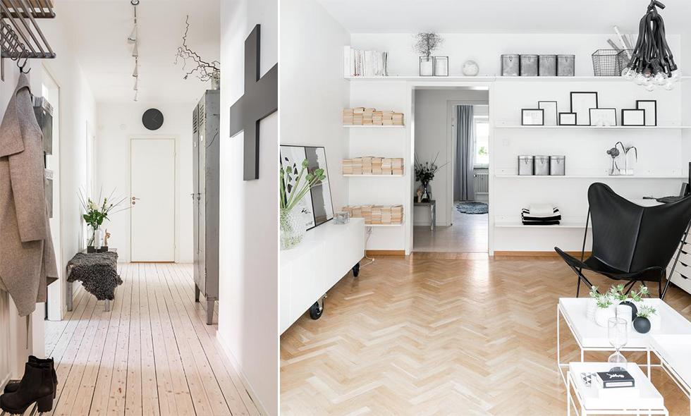 2c328002c4e4 Jönköpings finaste lägenhet – smakfullt renoverad tvåa med vackra trägolv