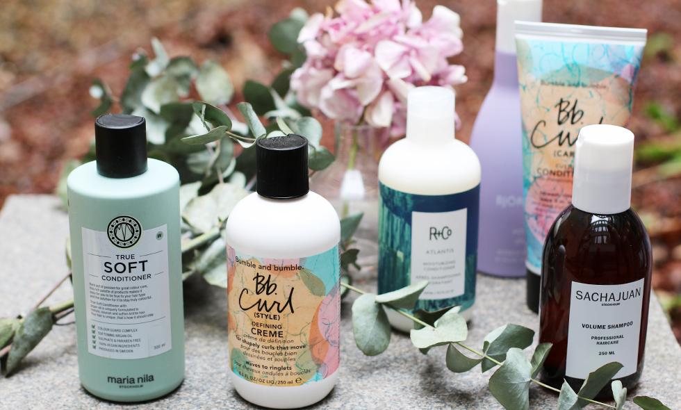 bästa schampo för tunt hår