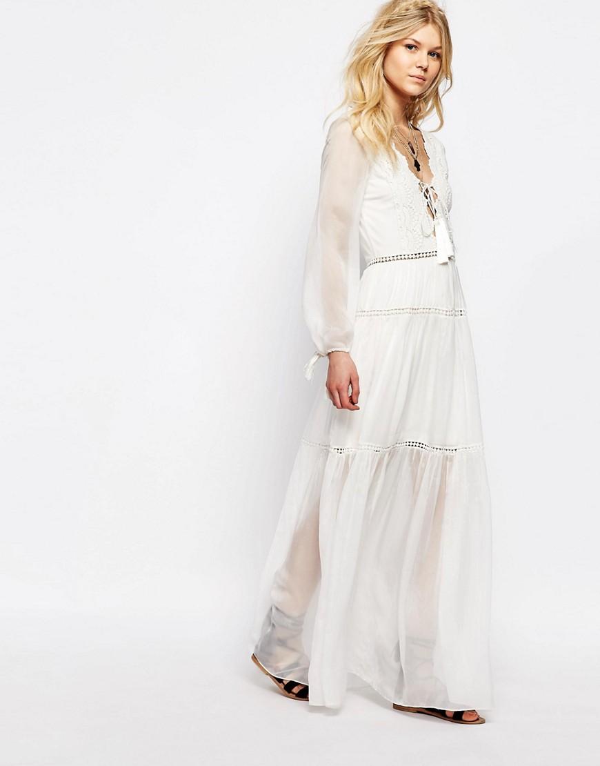 Långklänning sommar 2016