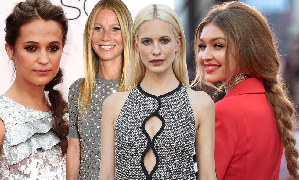 Här är de största hårtrenderna bland kändisarna på röda mattan