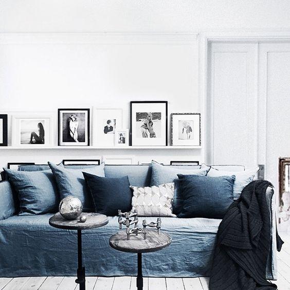 Populära 25 anledningar till att inreda hemmet med nyanser av blå - Metro Mode MP-76