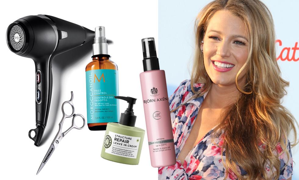 Pamela Bellafesta tipsar om 13 produkter som fixar torrt och slitet hår