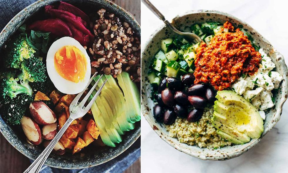 bibimbap recept vegetarisk
