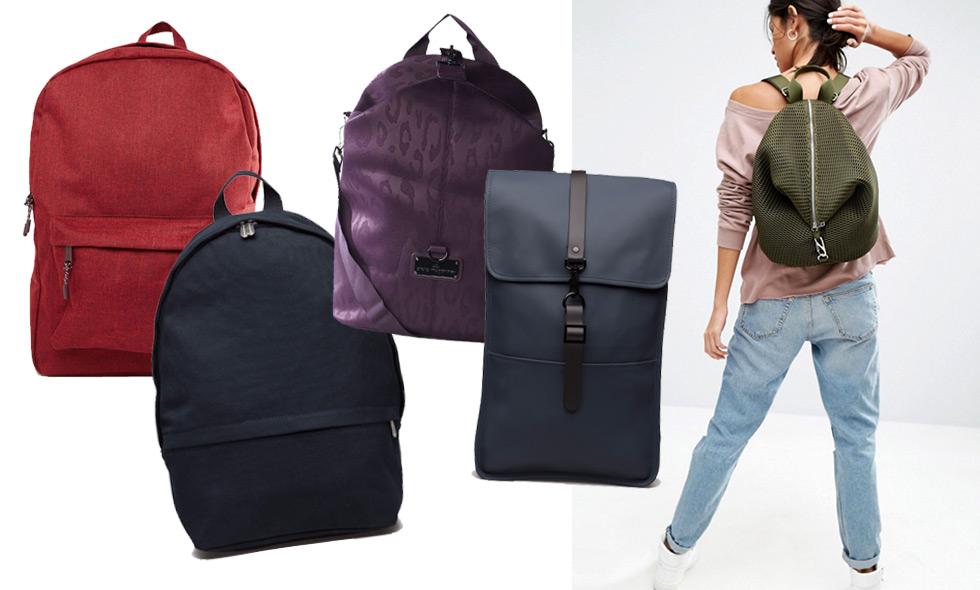 14 ryggsäckar att ha som träningsväska i höst - Metro Mode d9844e5a5eb5c