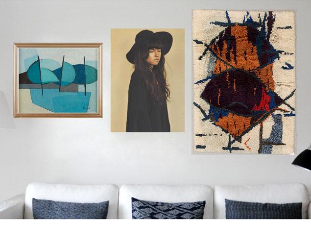Pryd väggarna med konst – 10 köp som förändrar!