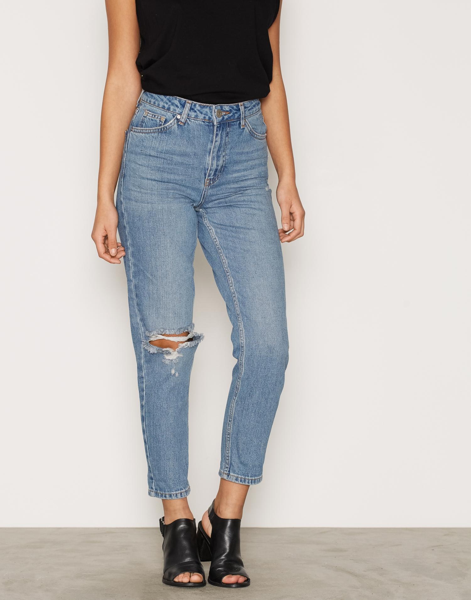 Jeansmodellerna som galler just nu