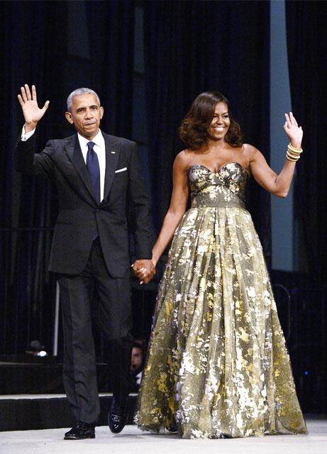Obama bush ar en bra kille