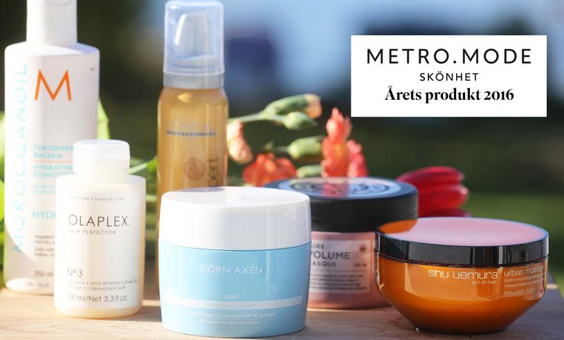 Bäst i test: Metro Mode testar och utser den bästa hårinpackningen 2016