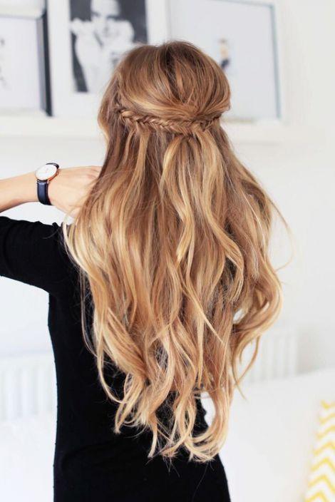 lockigt hår uppsättning