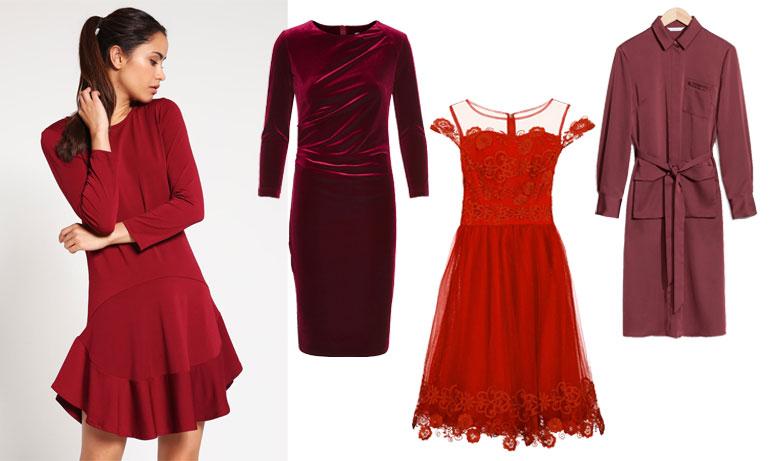 85daac139052 Metro Mode listar vinterns 15 snyggaste röda klänningar - Metro Mode