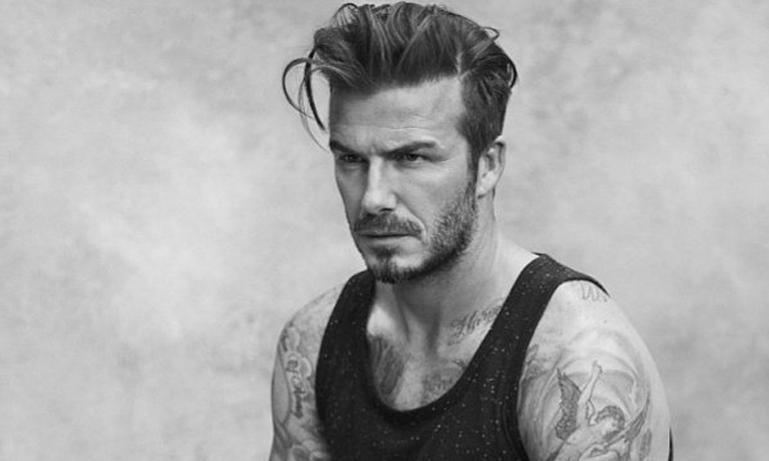 Moderedaktören listar: 7 stilrena looks med Beckham