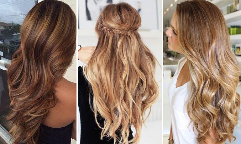 fin blond hårfärg