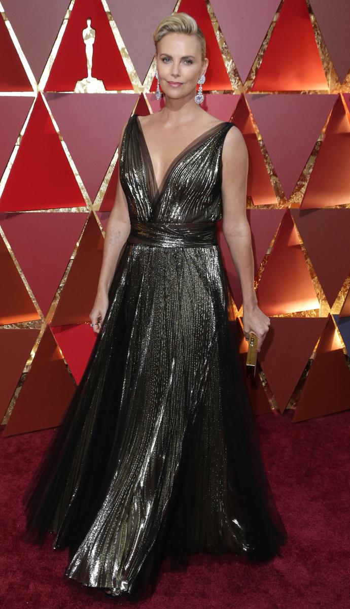 11f1383dbefe 25 av de snyggaste klänningarna på Oscarsgalan 2017 - Metro Mode
