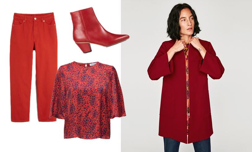 Höstens trendfärg röd – här är 12 röda plagg i butik nu 12 Se Bildspelet 2de05e7bb0bff