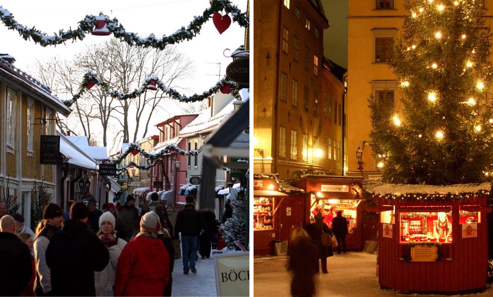 Julmarknad 12 November