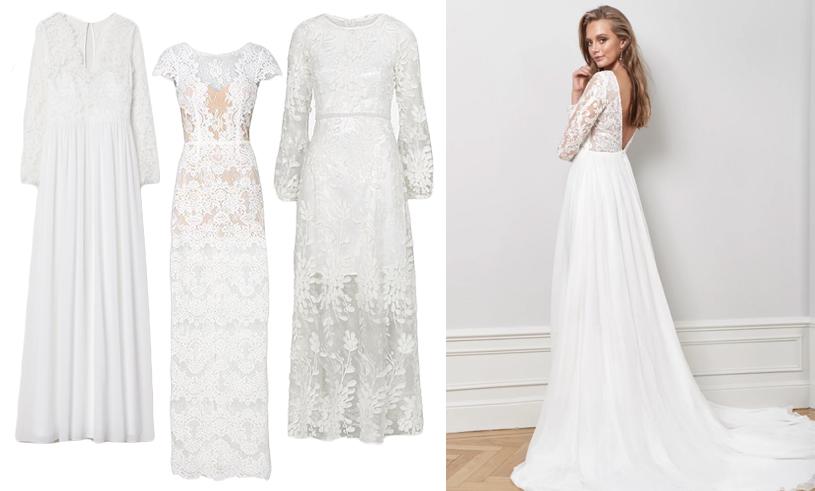 a218367a5b8b Bröllopsspecial: 22 magiska bröllopsklänningar till den stora dagen ...