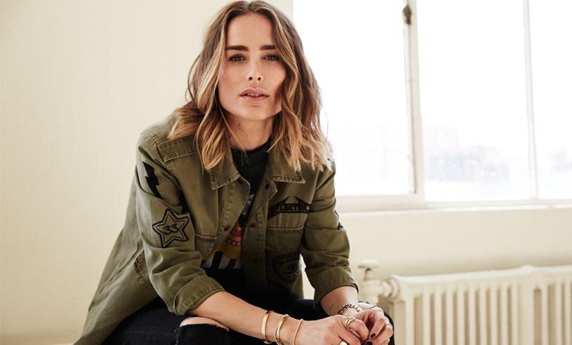 Kändisarnas favoritdesigner Anine Bing lanserar kollektion