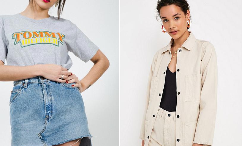 Fixa en hållbar garderob 7 vintagebutiker online som du