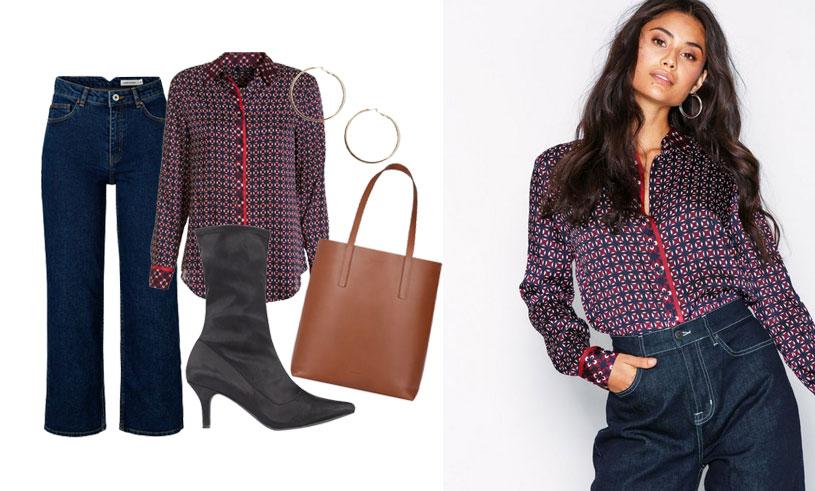 Stilsäker och chic på kontoret – inspireras av 3 snygga