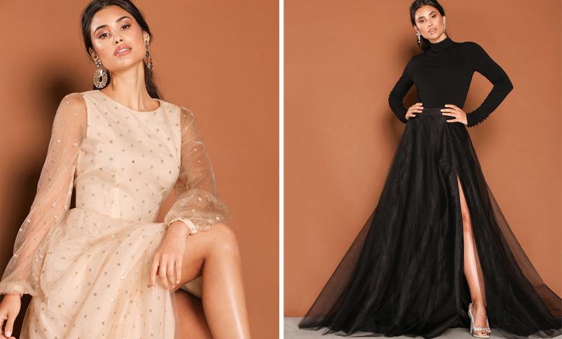 Ida-lanto-nelly. Kollektionen består av fem stycken olika långklänningar  där den ena är pampigare än den andra. Klänningarna har ett sensuellt och  ... 85cffdc25a5c8