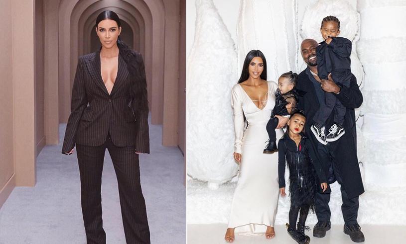 Kim Kardashian Kanye West kön video