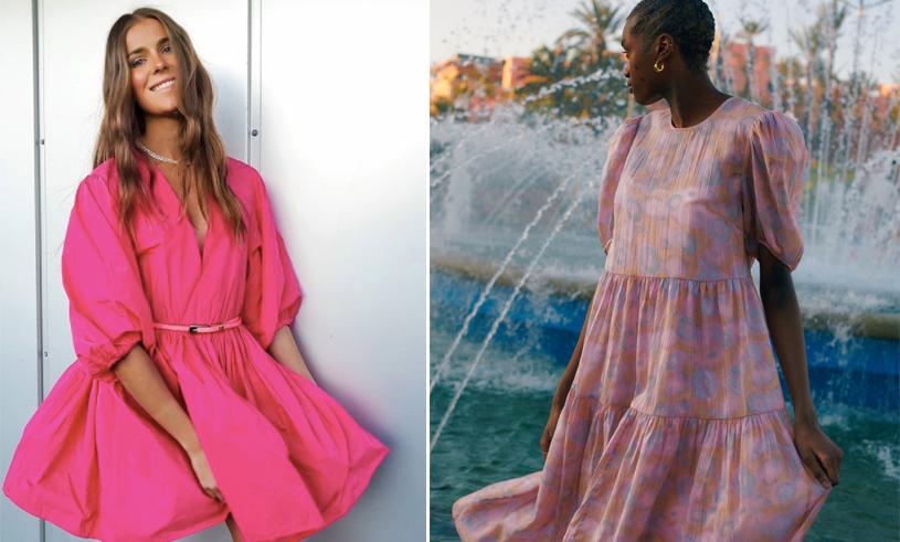 20 trendiga A linjeformade klänningar Metro Mode