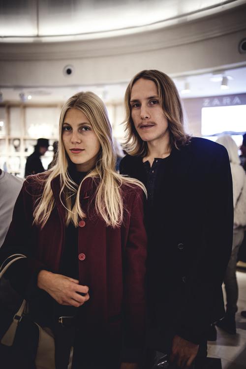 Eddie Petterson och Petter Lundgren