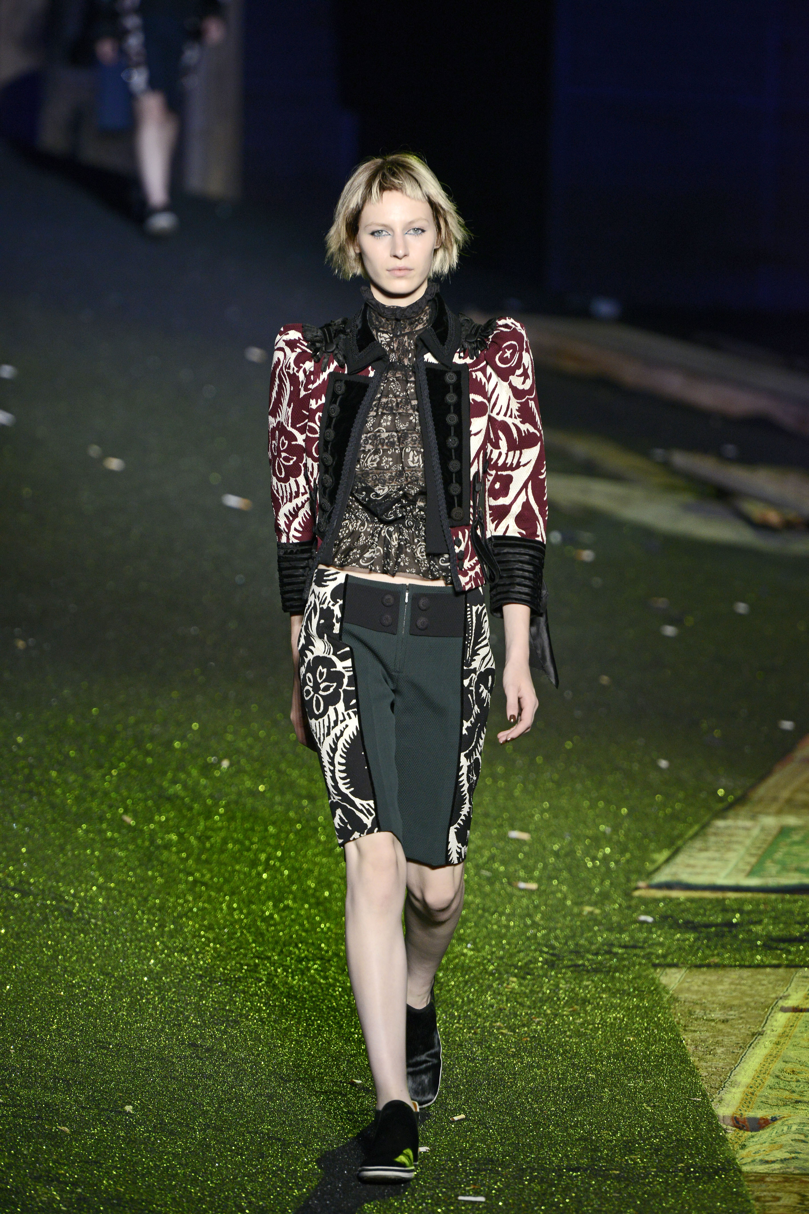 MARC_JACOBS  Ready to wear spring summer 2014_New York september 2013