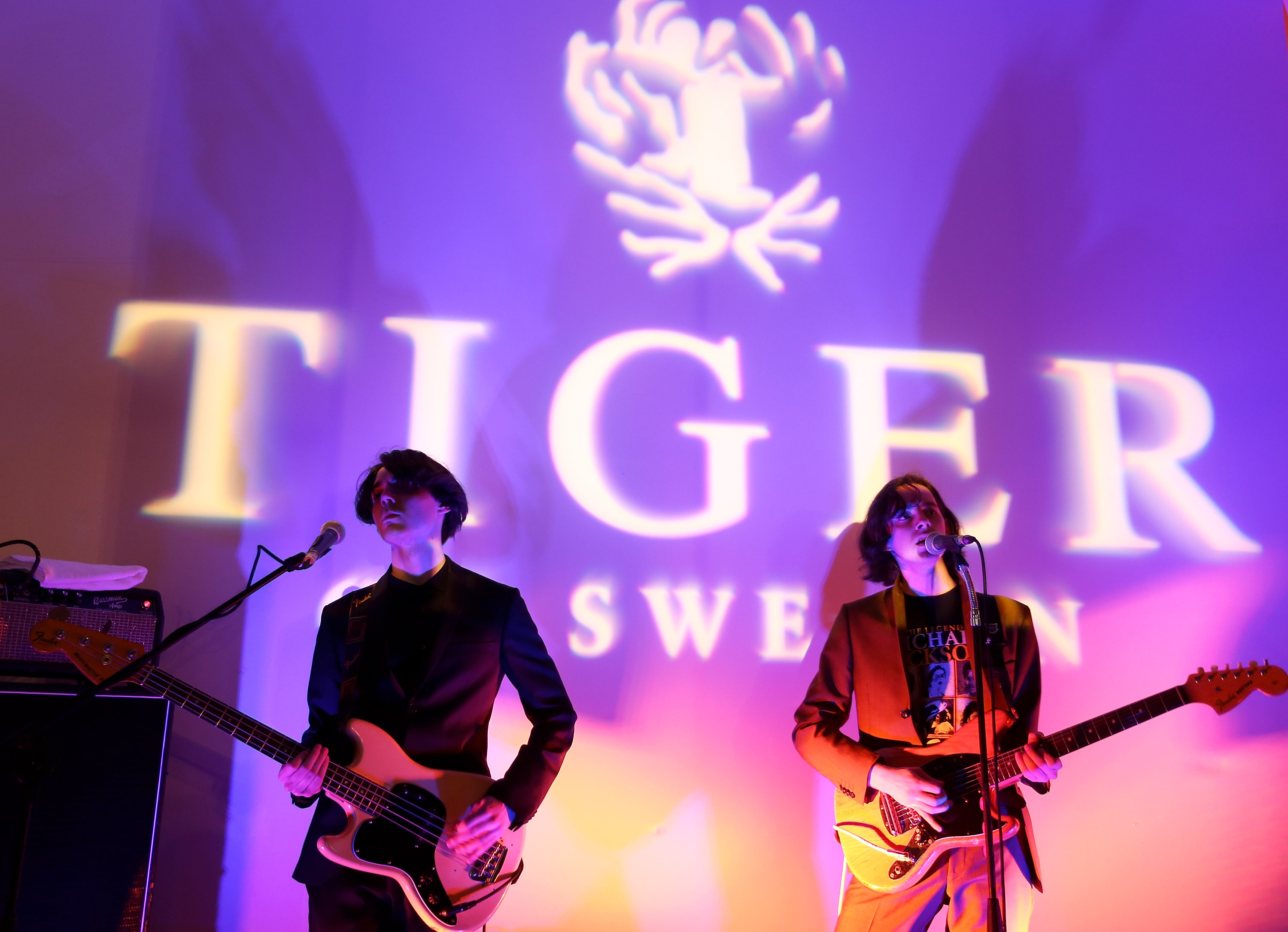 Tiger of Sweden Store Opening