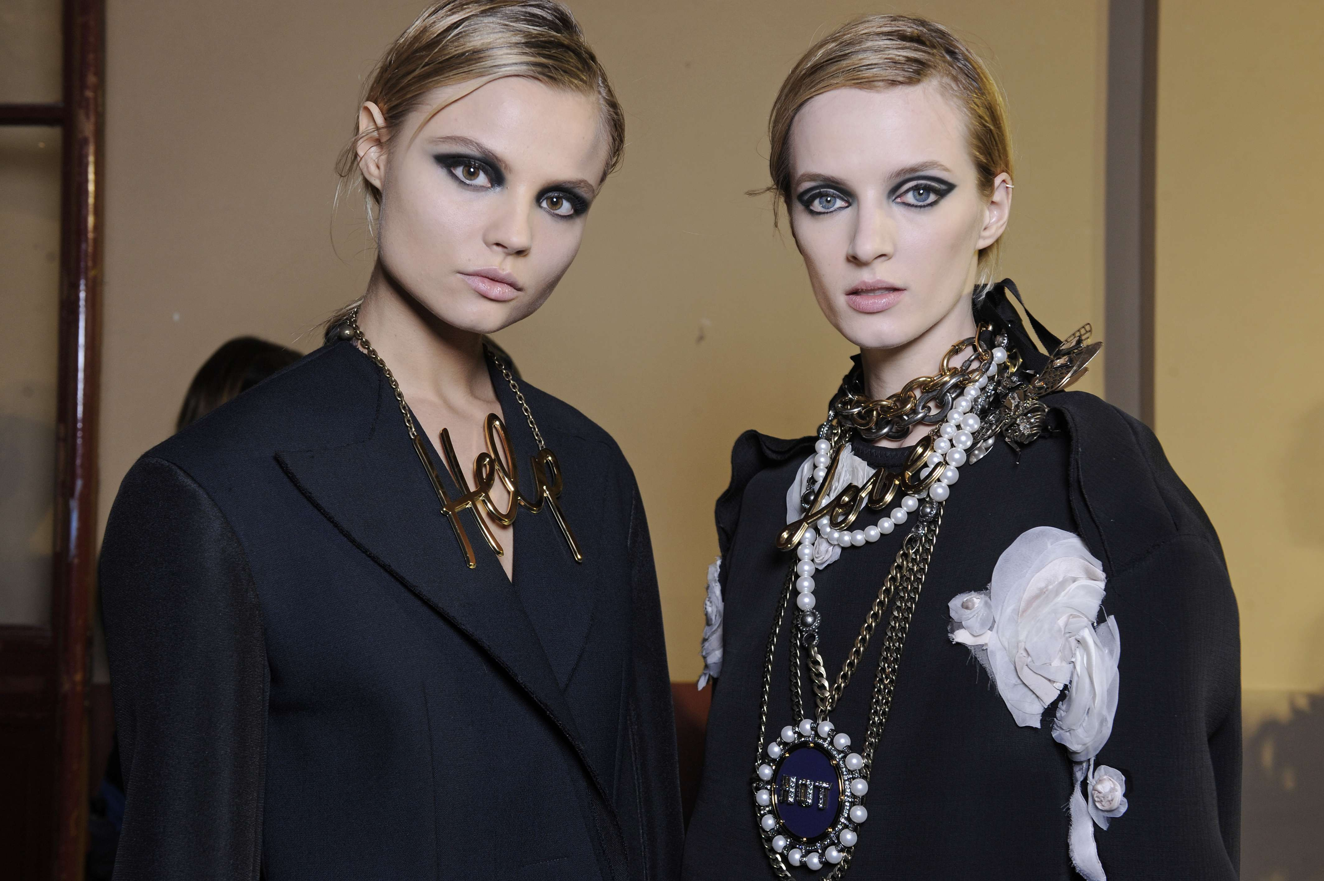 LANVIN_Backstage_Ready to wear fall winter 2013Paris_February_2013