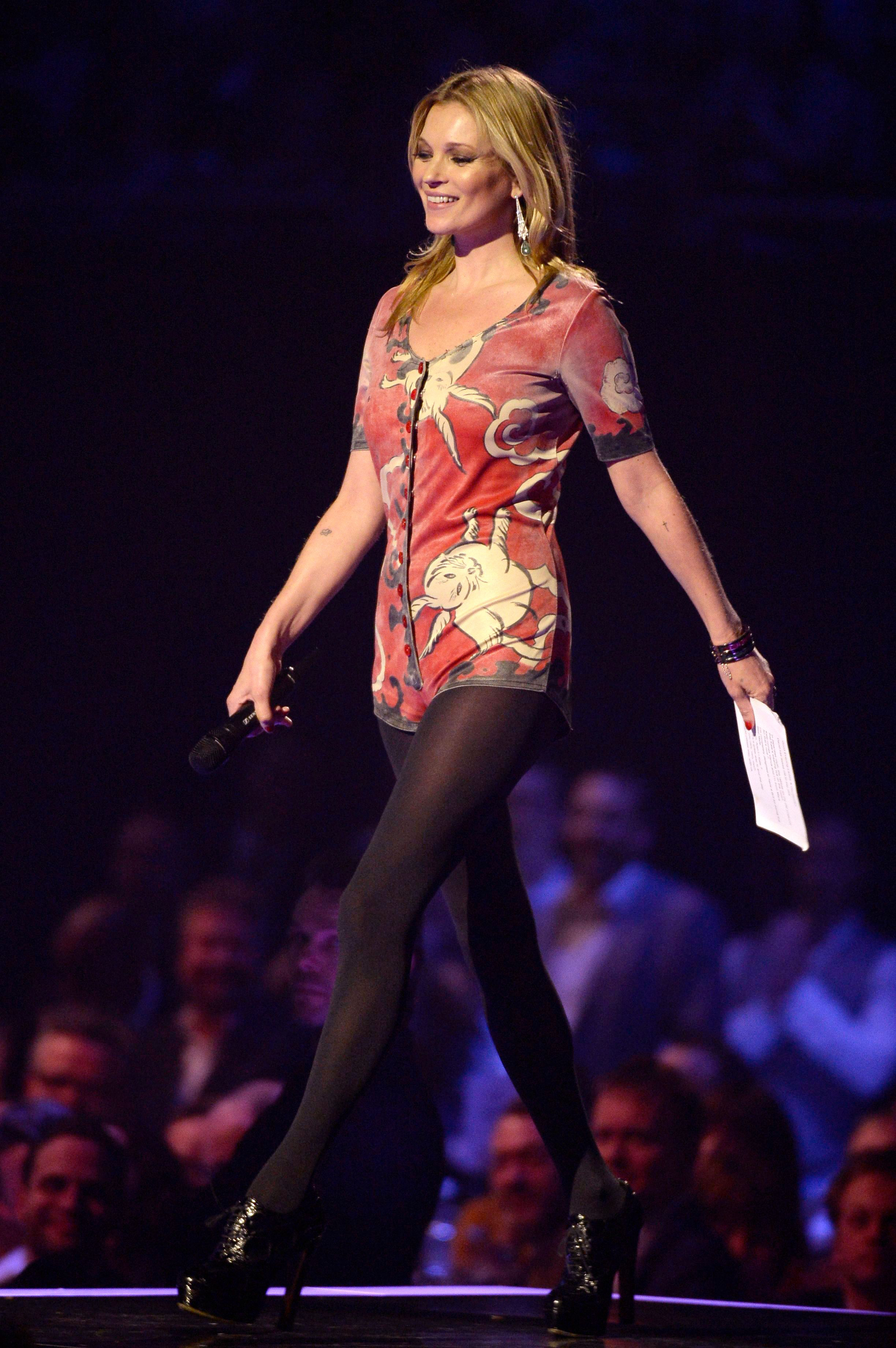 The Brit Awards, Show, O2 Arena, London, Britain - 19 Feb 2014