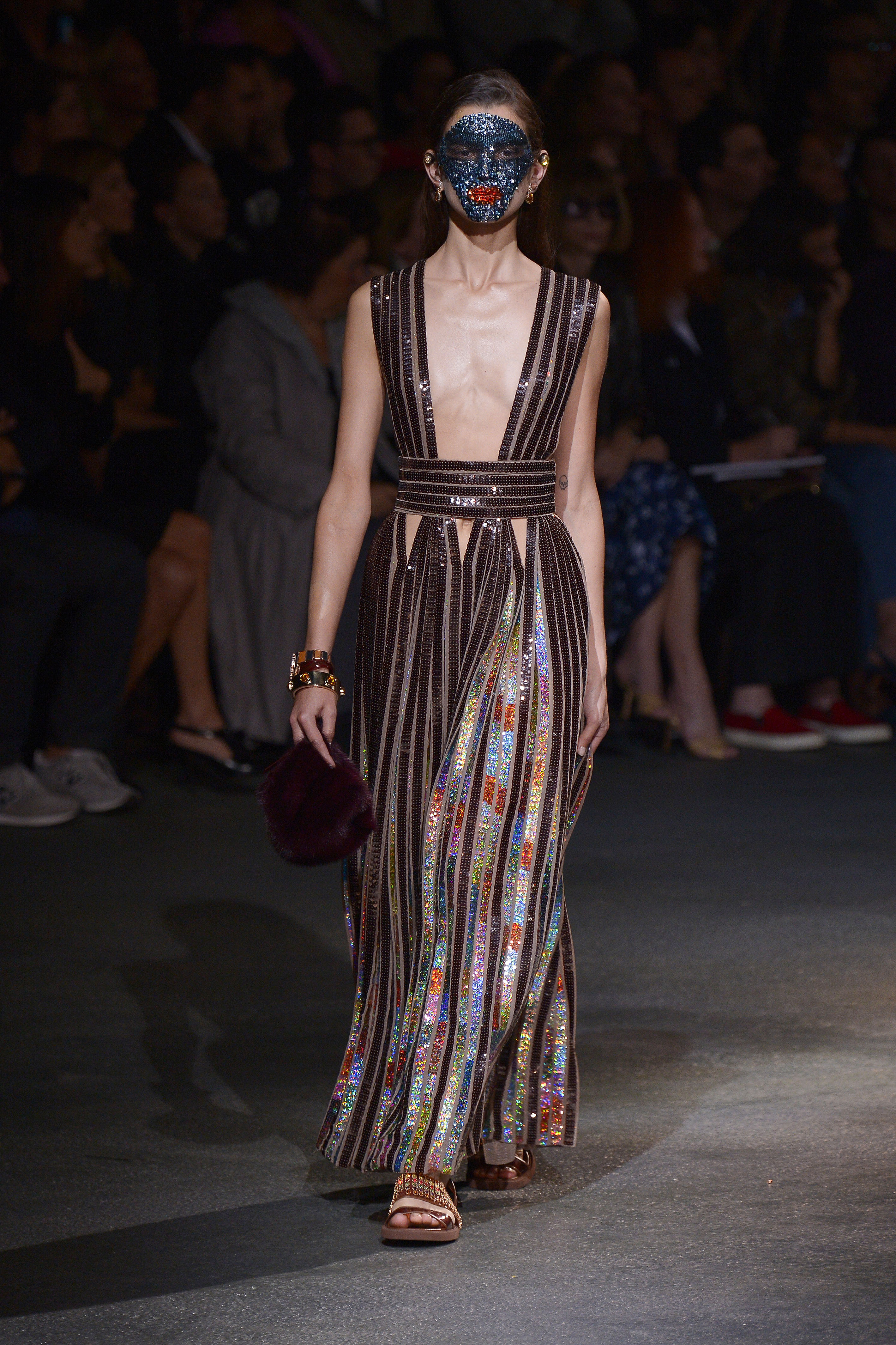 Givenchy Ready to wear spring summer 2014_Paris september 2013
