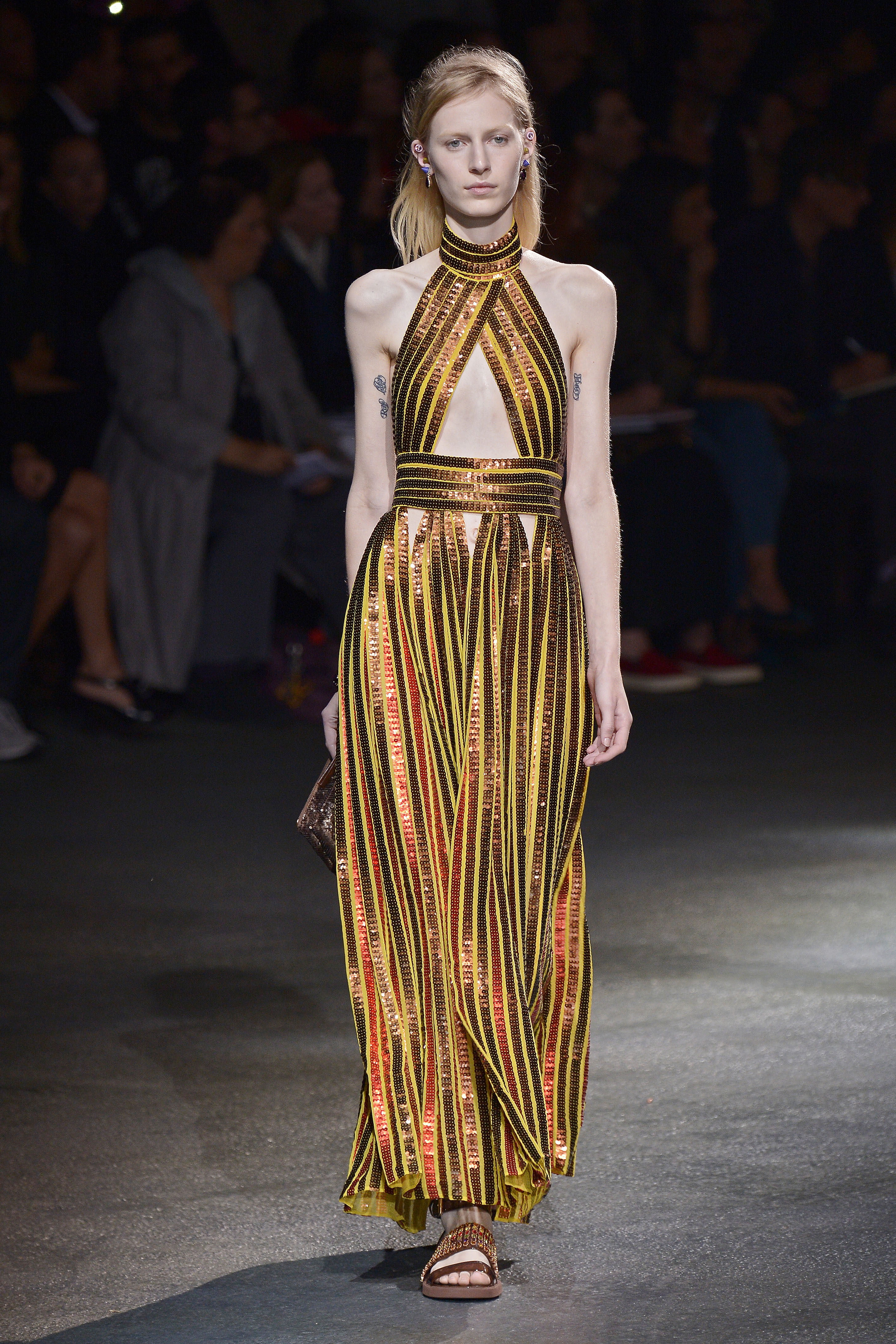 Givenchy Ready to wear spring summer 2014_ Paris september 2013